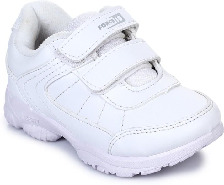 Liberty Boys Velcro Running Shoes