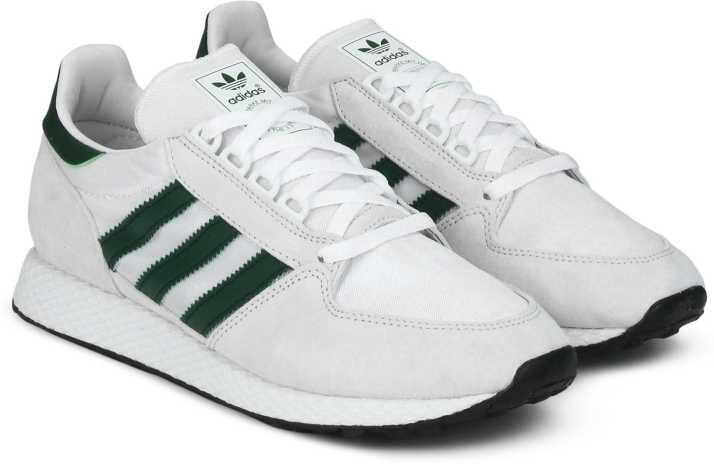 houkutteleva hinta pistorasia tukkukaupassa ADIDAS ORIGINALS FOREST GROVE Sneakers For Men