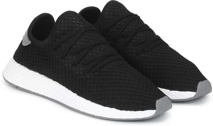 finest selection 9d10c e1f6b ADIDAS ORIGINALS DEERUPT RUNNER Sneakers For Men (Black)