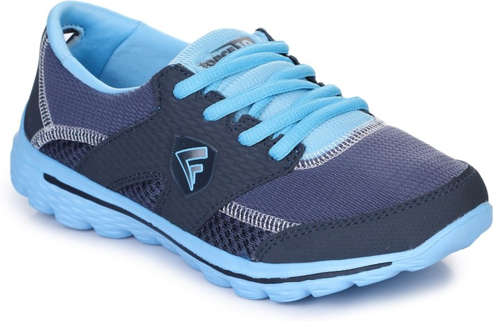 Liberty XL-XQL06-BLUE Walking Shoes
