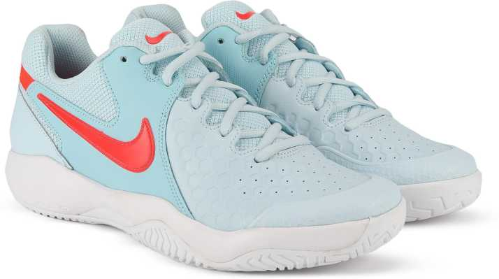 half off 26e34 f7a54 Nike WMNS NIKE AIR ZOOM RESISTANCE Tennis Shoes For Women - Buy Nike WMNS  NIKE AIR ZOOM RESISTANCE Tennis Shoes For Women Online at Best Price - Shop  Online ...