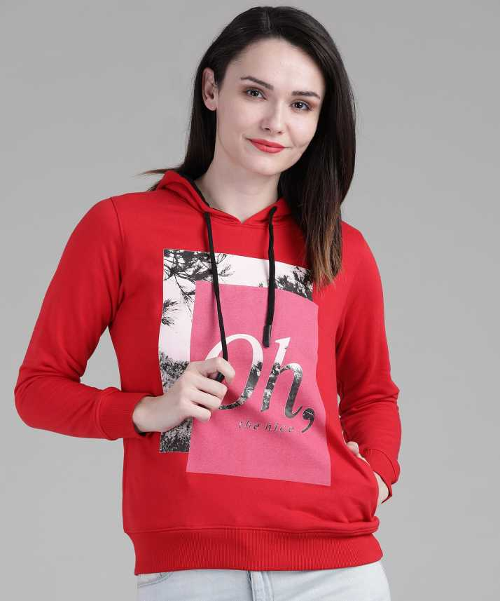 1137e0f346 Breil By Fort Collins Full Sleeve Printed Women Sweatshirt - Buy Breil By  Fort Collins Full Sleeve Printed Women Sweatshirt Online at Best Prices in  India ...
