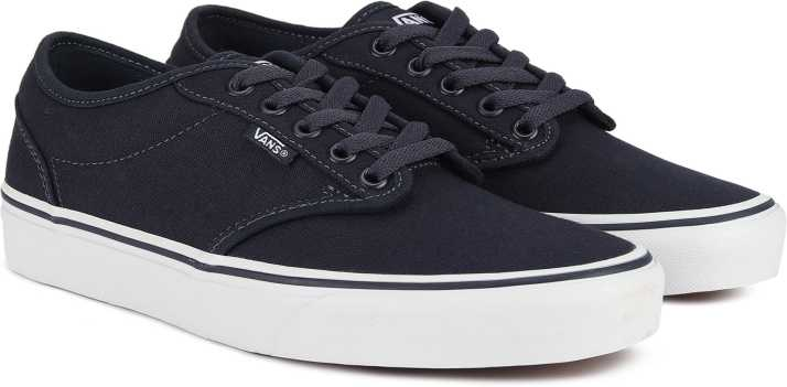 7d7f9ce7deae03 Vans Atwood SS19 Sneakers For Men - Buy (CANVAS) NAVY WHITE Color ...