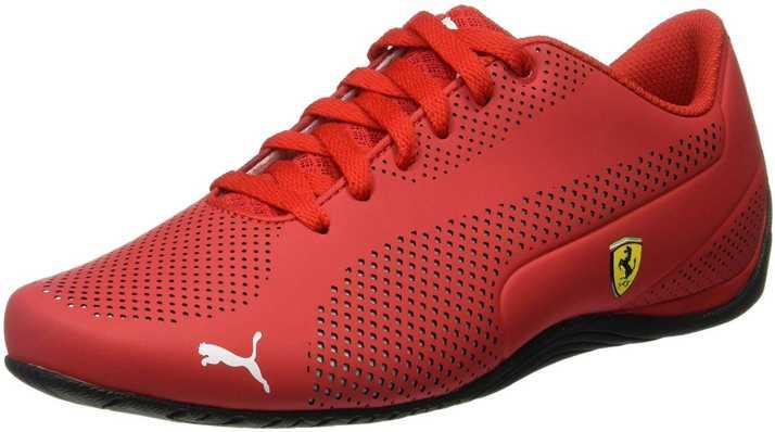 Puma SF Ferrari Drift Cat 5 Ultra Training   Gym Shoes For Men - Buy Puma  SF Ferrari Drift Cat 5 Ultra Training   Gym Shoes For Men Online at Best  Price ... c2453593f