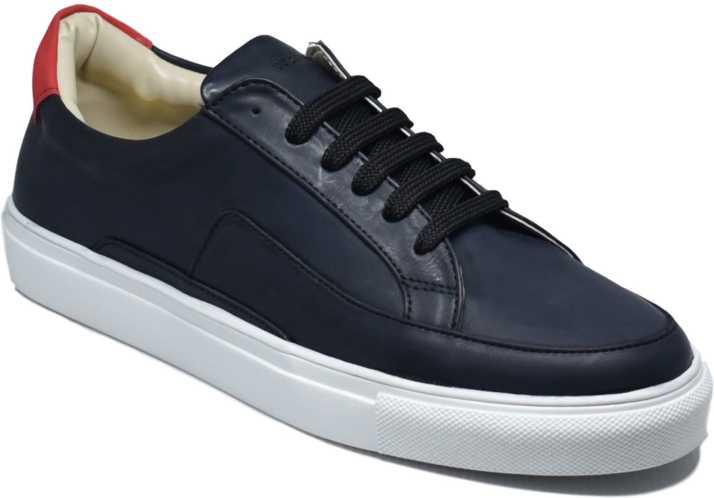 high quality guarantee boy suitable for men/women DOC Martin Black Gravity Sneakers For Men