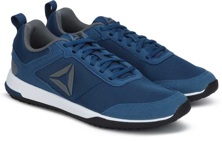 5d0447372ee706 REEBOK REEBOK CXT TR FB Training   Gym Shoes For Men (Blue). Special price