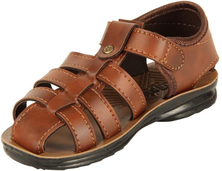 VKC PRIDE Boys Velcro Sports Sandals