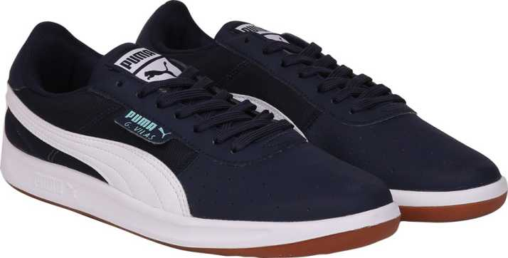 994ace8b36ed Puma G. Vilas 2 Core IDP Peacoat-Puma White Casuals For Men - Buy ...