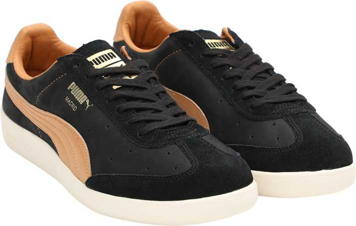 fe4350f65f09 Puma Madrid Tanned Sneakers For Men - Buy Puma Madrid Tanned ...