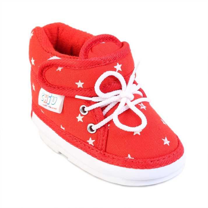 c3758d89977 Chiu Boys   Girls Velcro Casual Boots Price in India - Buy Chiu Boys ...