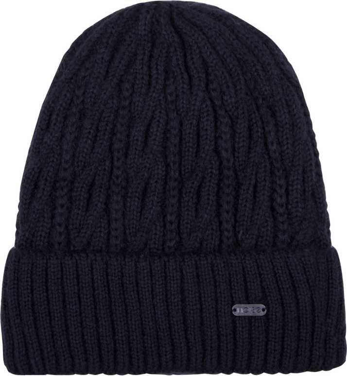 78d4ef776da Noise Knitted Winter Beanie Cap - Buy Noise Knitted Winter Beanie Cap  Online at Best Prices in India