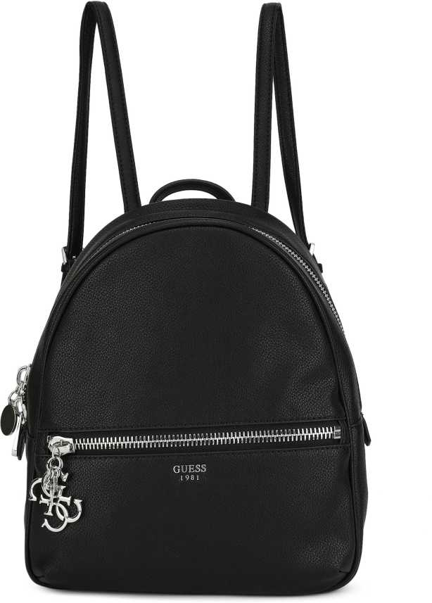 7a96bb8fc6c Guess URBAN CHIC 5.0 kg Backpack BLACK - Price in India | Flipkart.com