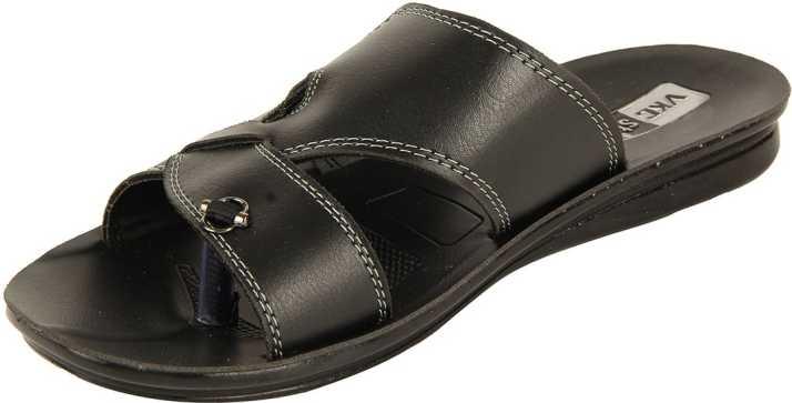 b9a370a50 VKC PRIDE Men Black 2649 Sandals - Buy VKC PRIDE Men Black 2649 Sandals  Online at Best Price - Shop Online for Footwears in India   Flipkart.com