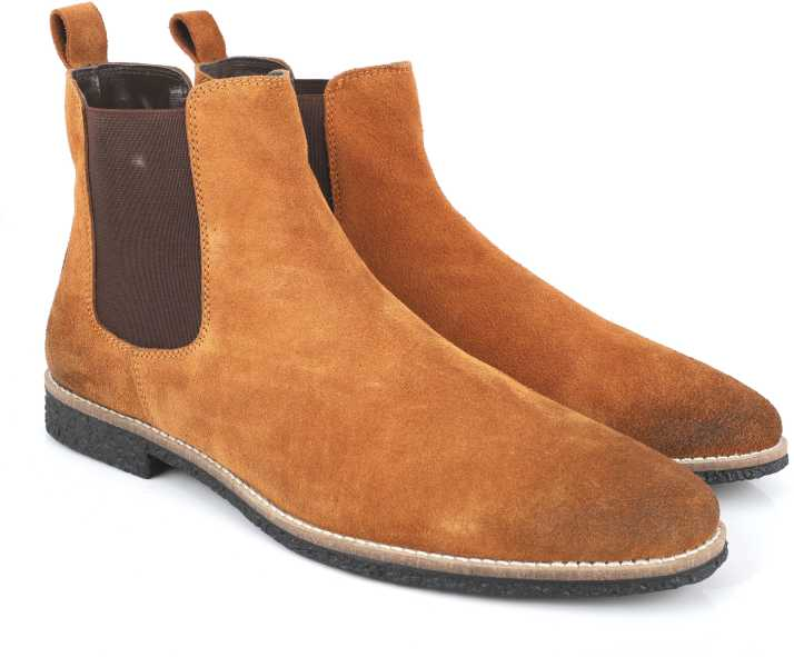 Freacksters Suede Leather Chelsea Boots Boots For Men Buy