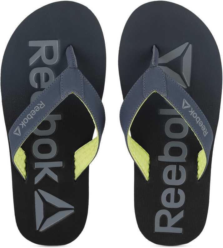 410261133 REEBOK EMBOSSED FLIP Slippers - Buy REEBOK EMBOSSED FLIP Slippers Online at  Best Price - Shop Online for Footwears in India