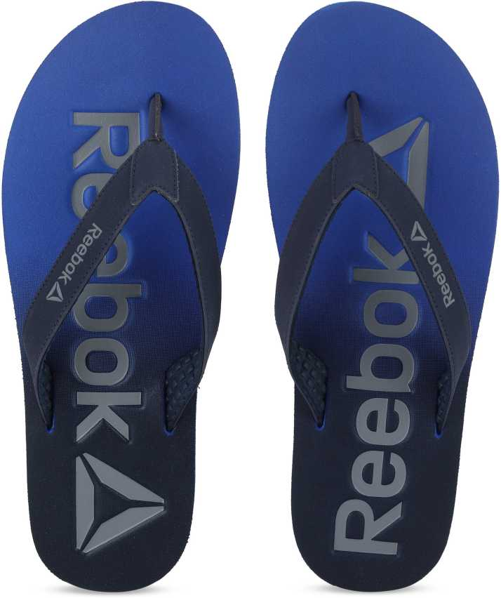 78d7577d9 REEBOK EMBOSSED FLIP Slippers - Buy REEBOK EMBOSSED FLIP Slippers Online at  Best Price - Shop Online for Footwears in India
