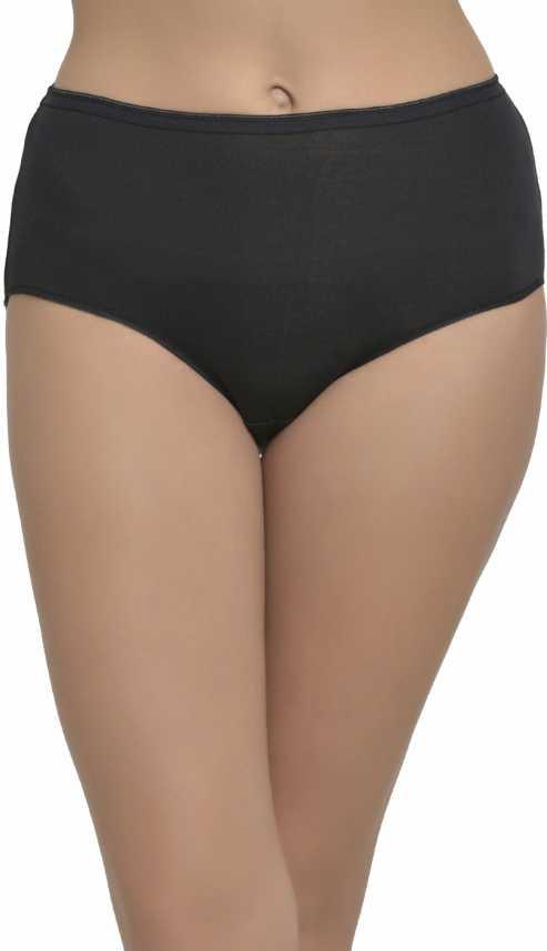73667b11e26 Clovia Women Hipster Black Panty - Buy Clovia Women Hipster Black Panty  Online at Best Prices in India