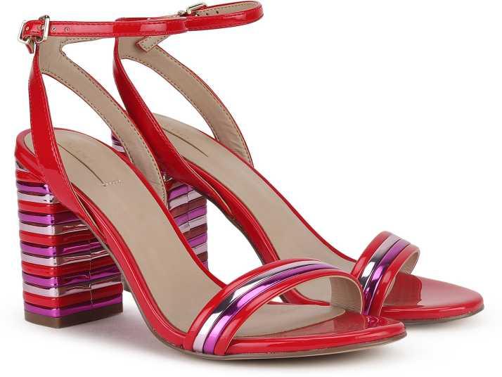 f8ba65cde1bb ALDO Women Red Heels - Buy ALDO Women Red Heels Online at Best Price - Shop  Online for Footwears in India