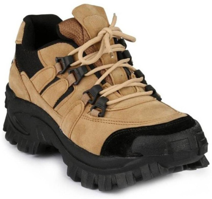 Synthetic Leather Boots Shoes Hiking