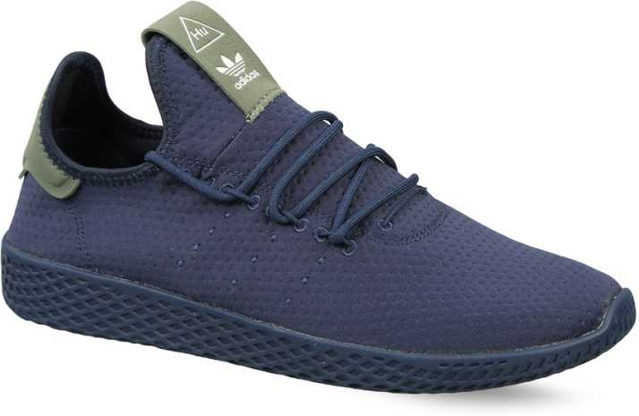 ADIDAS ORIGINALS PW TENNIS HU Casuals For Men - Buy ADIDAS ORIGINALS PW  TENNIS HU Casuals For Men Online at Best Price - Shop Online for Footwears  in India ... 2a5178759