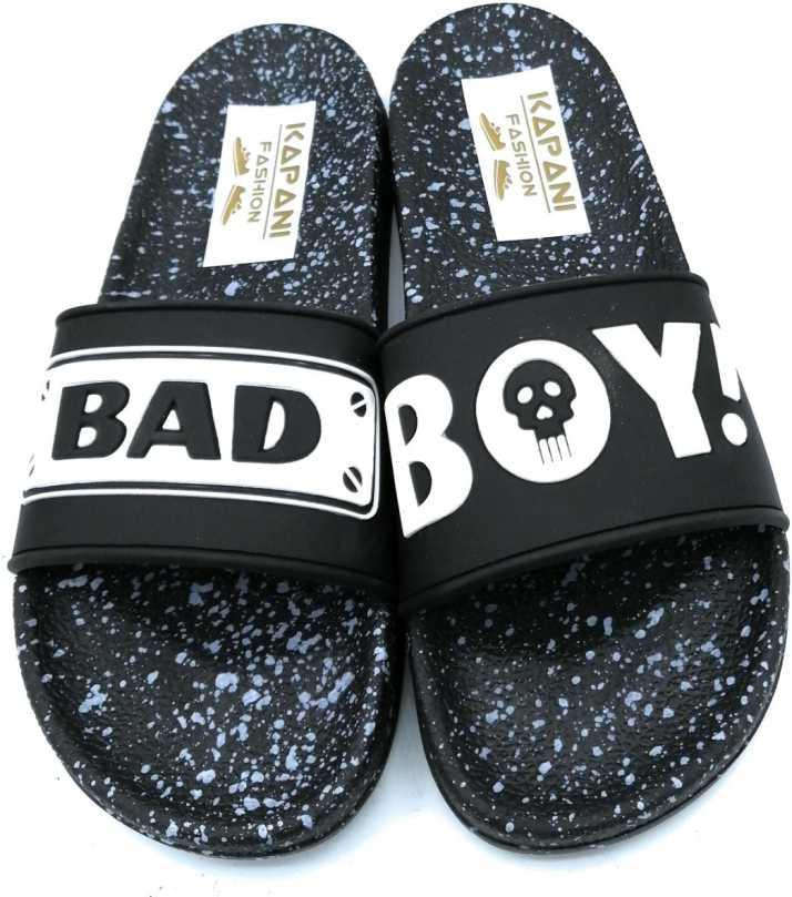 Kapani Fashion Kapani Fashion Bad Boy Slipper for Men Slides - Buy Kapani  Fashion Kapani Fashion Bad Boy Slipper for Men Slides Online at Best Price  - Shop Online for Footwears in