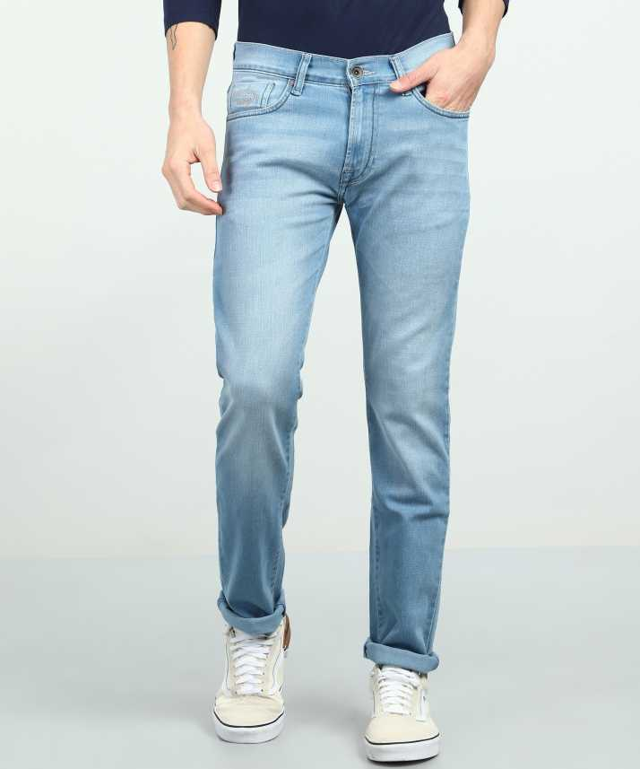 e0045420b6 Pepe Jeans Slim Men Light Blue Jeans - Buy Pepe Jeans Slim Men Light Blue  Jeans Online at Best Prices in India | Flipkart.com