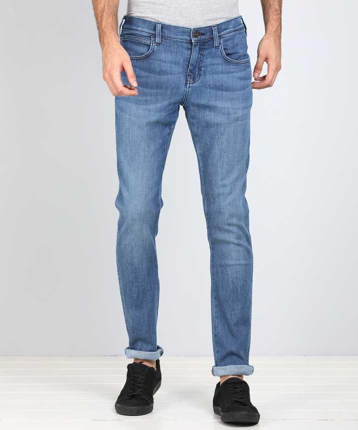 d6a3f7a4 Wrangler Skinny Men Light Blue Jeans - Buy Wrangler Skinny Men Light Blue  Jeans Online at Best Prices in India | Flipkart.com