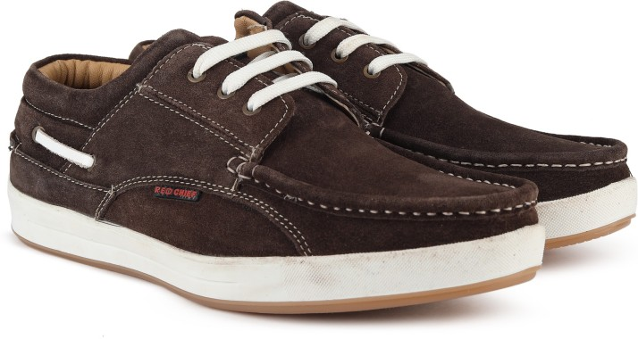 Red Chief Sneakers For Men - Buy Red