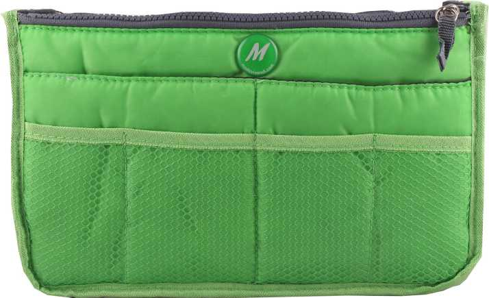 e5a655df76a01 Modo Vivendi Bag in Bag Organiser Pouch Green - Price in India ...