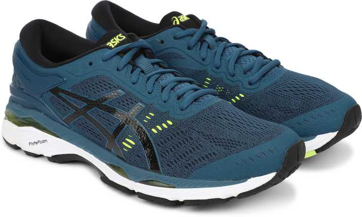 7688b542e81 Asics GEL-KAYANO 24 Running Shoes For Men