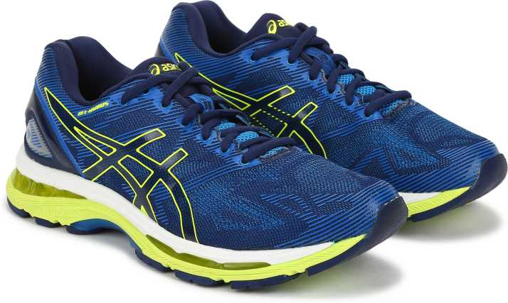 separation shoes 8705a ab0f7 Asics GEL-NIMBUS 19 Running Shoes For Men