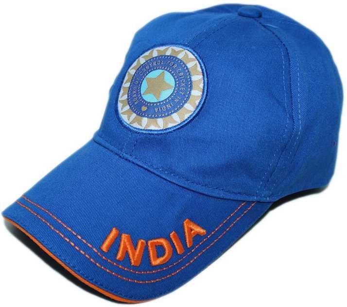 298d24483d9 x-lent india cap t 20 odi wear team india Cap - Buy x-lent india cap t 20  odi wear team india Cap Online at Best Prices in India