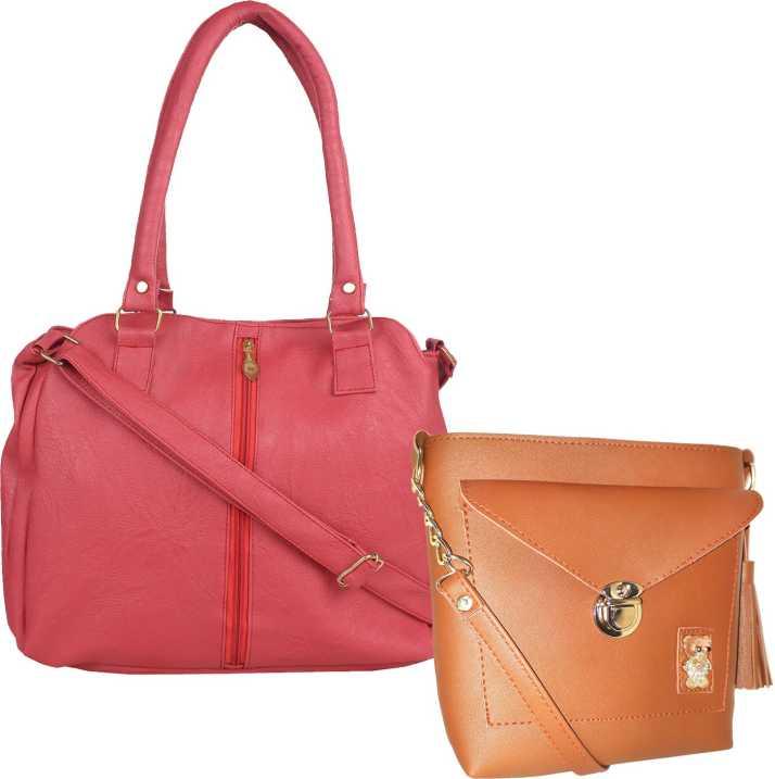 dd07622609 Buy Fillincart Sling Bag Pink