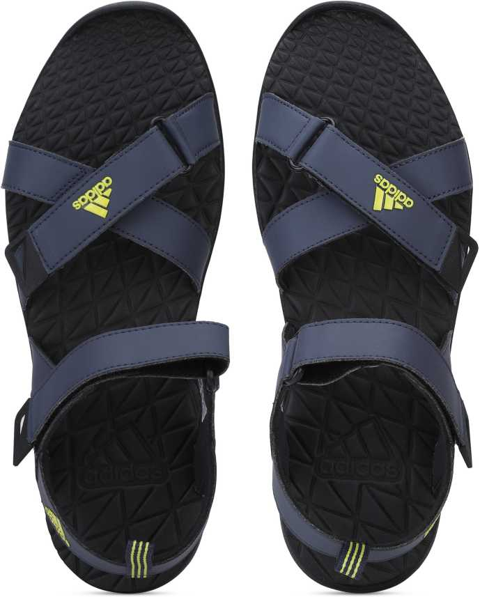 8d25d618648d06 ADIDAS Men Blue Sports Sandals - Buy ADIDAS Men Blue Sports Sandals Online  at Best Price - Shop Online for Footwears in India | Flipkart.com