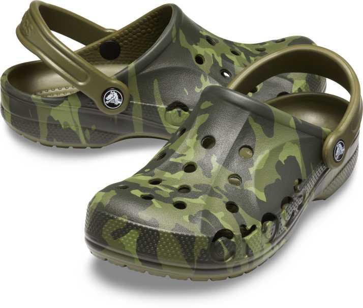 e485c7abc271a Crocs Men Green Clogs