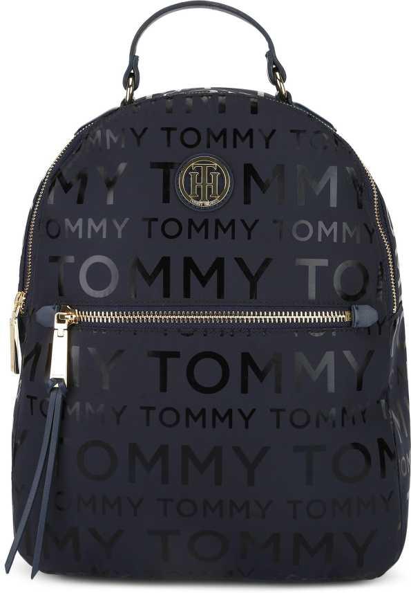 b0191b9e529 Tommy Hilfiger SHANNON-BACKPACK-FOIL LOGO NYL 5.0 L Backpack TOMMY ...