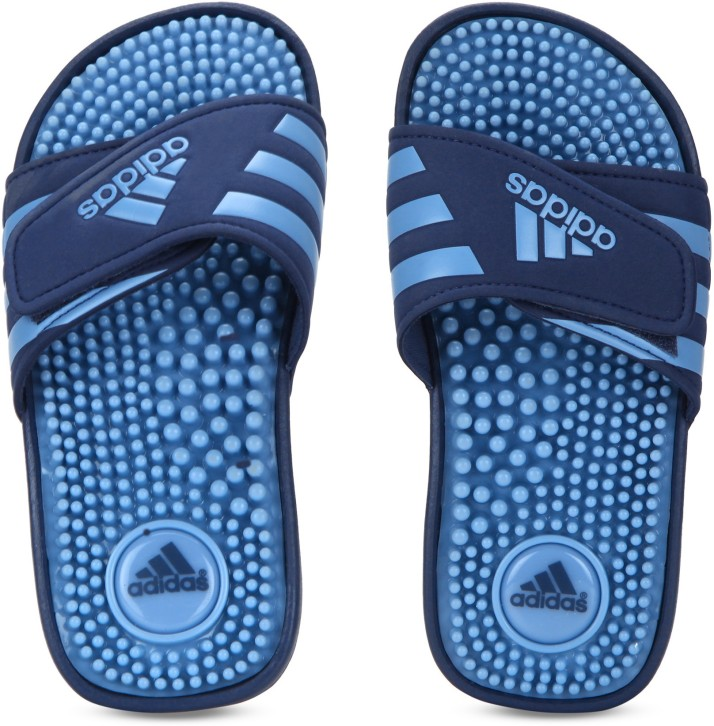 ADIDAS Boys \u0026 Girls Velcro Slipper Flip