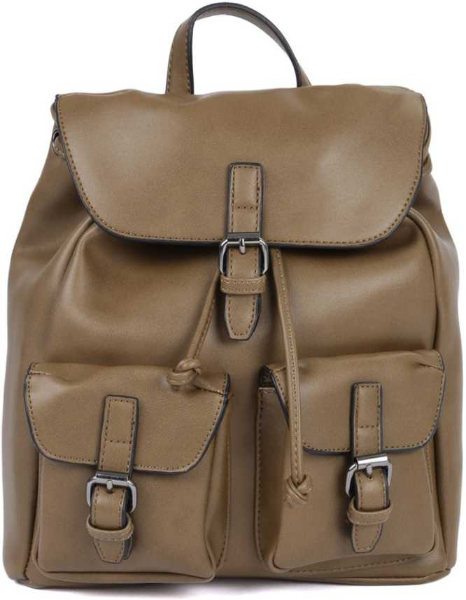 21209e006188 Mast   Harbour Ladies PU backpack 23.0 L Backpack Tan - Price in ...
