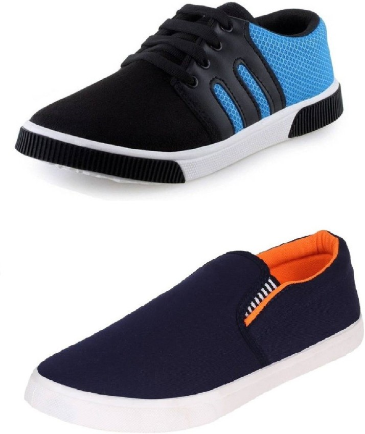 STYLIVO COMBO PACK OF CASUAL SHOES