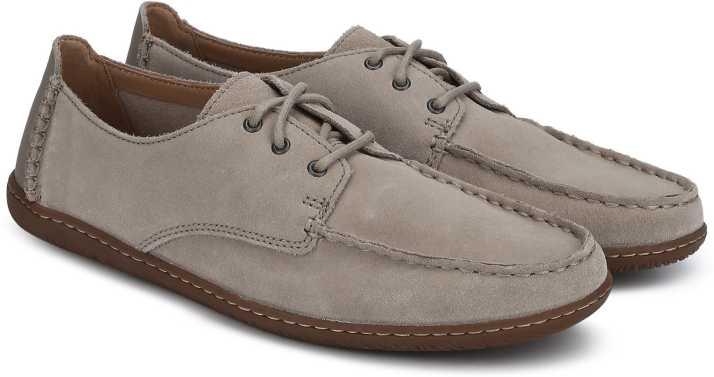 later elegant shoes super popular Clarks Saltash Lace Sand Suede Boat Shoes For Men - Buy ...