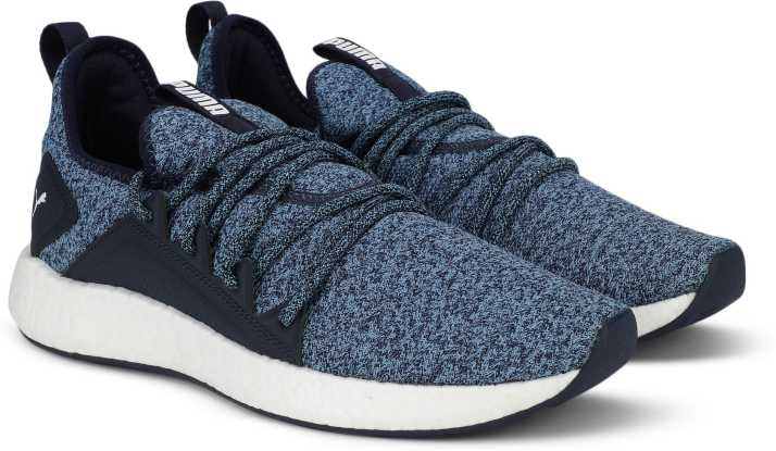 sports shoes undefeated x good selling Puma NRGY Neko Knit Running Shoe For Men
