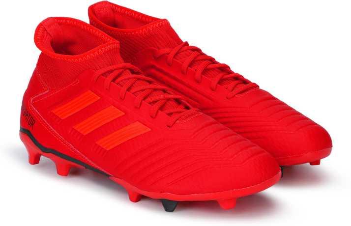 da3c44b324d ADIDAS PREDATOR 19.3 FG SS 19 Football Shoes For Men - Buy ADIDAS ...