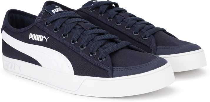 2ec71ee3ed21bc Puma Smash v2 Vulc CV Sneakers For Men - Buy Puma Smash v2 Vulc CV ...