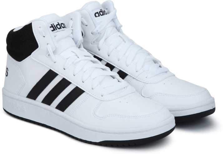 3d249f1bc67b ADIDAS HOOPS 2.0 MID Sneakers For Men - Buy ADIDAS HOOPS 2.0 MID Sneakers  For Men Online at Best Price - Shop Online for Footwears in India