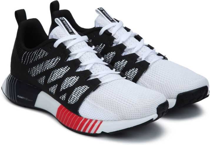 REEBOK FUSION FLEXWEAVE CAGE Running Shoes For Men - Buy REEBOK FUSION  FLEXWEAVE CAGE Running Shoes For Men Online at Best Price - Shop Online for  Footwears ... 0eb0dcb09