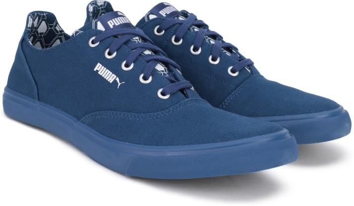 puma pop x idp canvas shoes
