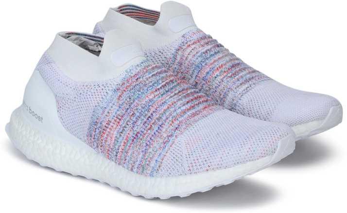 e015bda7d ADIDAS ULTRABOOST LACELESS Running Shoes For Men - Buy ADIDAS ULTRABOOST  LACELESS Running Shoes For Men Online at Best Price - Shop Online for  Footwears in ...