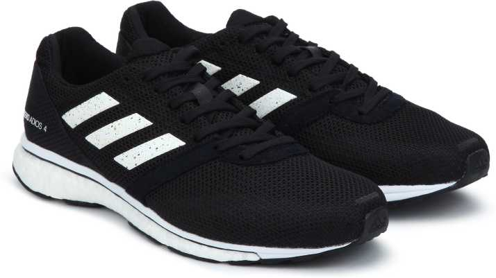 11fe26bbb4b ADIDAS ADIZERO ADIOS 4 M Running Shoes For Men - Buy ADIDAS ADIZERO ...