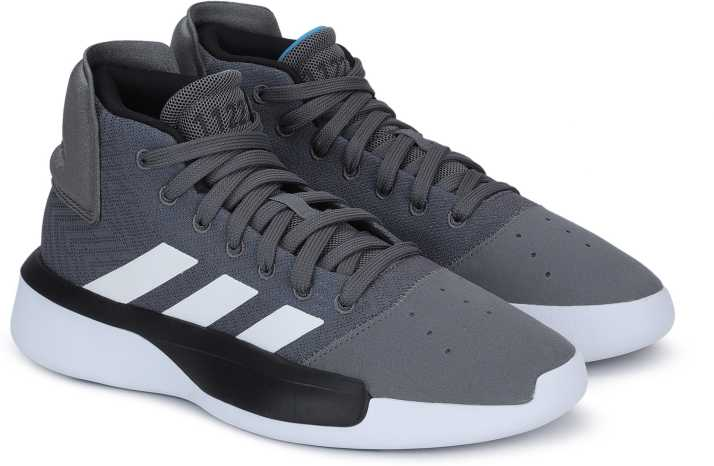 wholesale dealer 82241 4e0fa ADIDAS PRO ADVERSARY 2019 Basketball Shoes For Men - Buy ADIDAS PRO  ADVERSARY 2019 Basketball Shoes For Men Online at Best Price - Shop Online  for Footwears ...