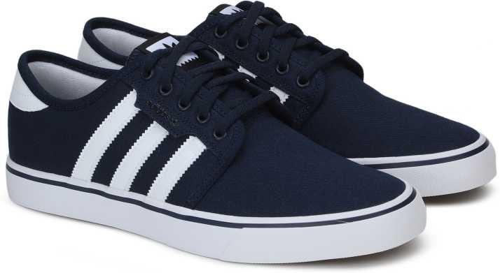8c41036d5fb9 ADIDAS ORIGINALS SEELEY Canvas Shoes For Men - Buy ADIDAS ORIGINALS ...